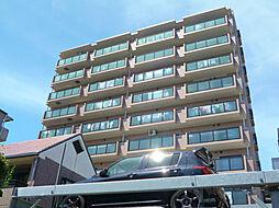 兵庫県西宮市二見町の賃貸マンションの外観