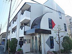 大阪府茨木市西中条町の賃貸マンションの外観