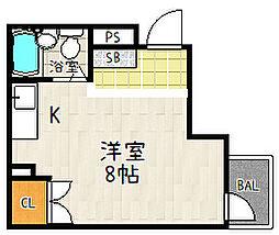 三井寺駅 2.4万円