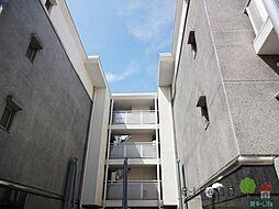 大阪府大阪市住吉区大領2丁目の賃貸マンションの外観
