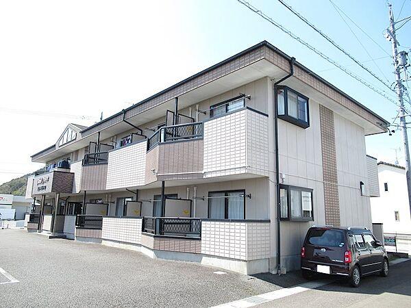 岐阜県岐阜市太郎丸新屋敷の賃貸アパートの画像