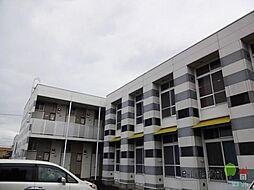 大阪府大阪市東住吉区住道矢田9丁目の賃貸マンションの外観