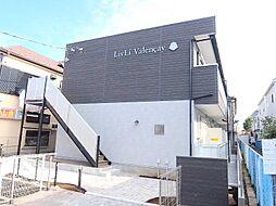 リブリ・ヴァランセ[1階]の外観