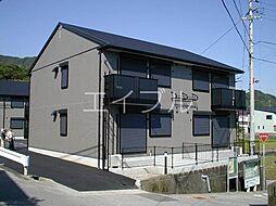 セジュール妙見 A棟[2階]の外観