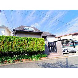 [一戸建] 奈良県奈良市西千代ケ丘1丁目 の賃貸【/】の外観