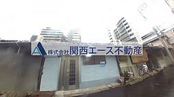 [テラスハウス] 大阪府大阪市東成区中本1丁目 の賃貸【/】の外観