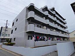 メゾンドゥ・ボヌール[1階]の外観