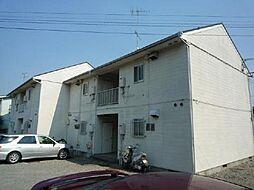ベルシオン南柏A棟[102号室]の外観