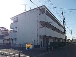 愛知県北名古屋市弥勒寺西3丁目の賃貸マンションの外観
