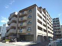 クイーンズガーデン[406号室]の外観