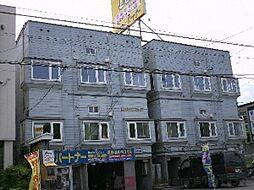 AMS文京台27B棟[2階]の外観