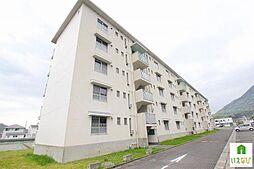 香川県坂出市府中町の賃貸マンションの外観