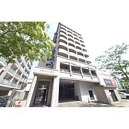 福岡県福岡市中央区大手門2の賃貸マンションの外観
