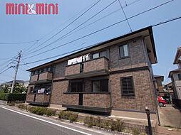 福岡県福岡市西区富士見1丁目の賃貸アパートの外観