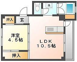 万富駅 3.3万円