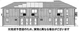 木犀館II[2階]の外観