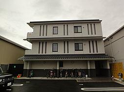 京都府京都市伏見区中島秋ノ山町の賃貸マンションの外観