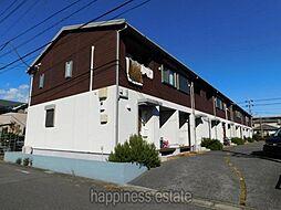 [テラスハウス] 神奈川県相模原市中央区東淵野辺1丁目 の賃貸【/】の外観