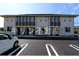 アミューズB本庄市見福[203号室]の外観