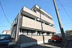 愛知県名古屋市中村区中村中町4の賃貸マンションの外観