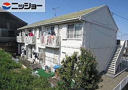 フレグランス栄A棟[2階]の外観