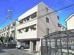 千葉県市川市福栄1の賃貸マンションの外観