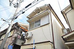 [一戸建] 大阪府大阪市西成区津守3丁目 の賃貸【/】の外観