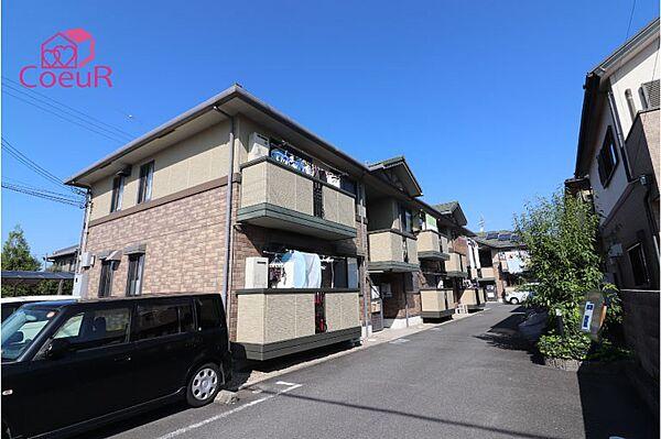 奈良県磯城郡川西町大字結崎の賃貸アパートの画像