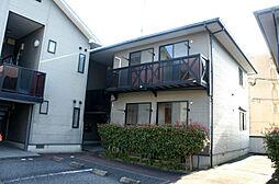 福岡県田川市丸山町の賃貸アパートの外観