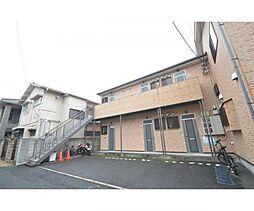 千葉県市川市真間3の賃貸アパートの外観