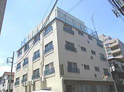 東京都文京区目白台1の賃貸マンションの外観