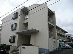 津崎マンション[3階]の外観