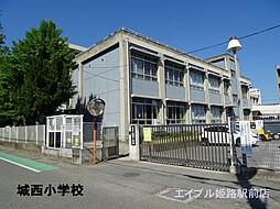 兵庫県姫路市西新在家2丁目の賃貸マンションの外観