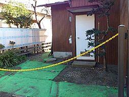 [一戸建] 神奈川県茅ヶ崎市幸町 の賃貸【/】の外観
