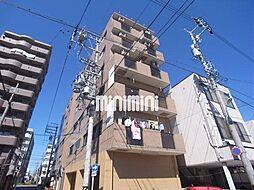 グリーンシティ有紗[4階]の外観
