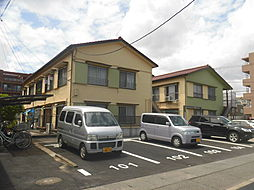 第一庄司荘[103号室]の外観