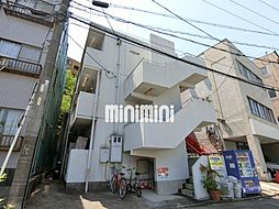 大仁マンション[3階]の外観