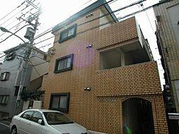 東京都調布市入間町1丁目の賃貸マンションの外観