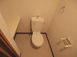 アプリコットシードのトイレ