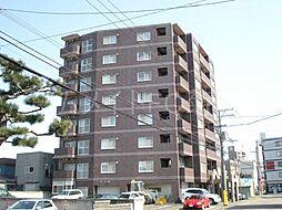 北海道札幌市白石区菊水五条2丁目の賃貸マンションの外観