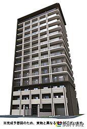 (仮)博多駅東3丁目プロジェクト[1404号室]の外観