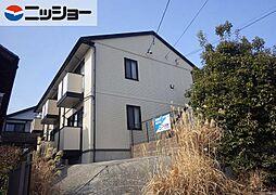 ベルヒルズ桜ヶ丘B棟[2階]の外観