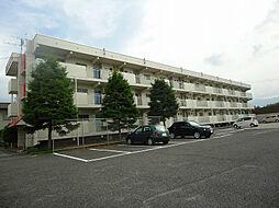 長野県松本市南原の賃貸マンションの外観