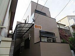 コーポいなほ[1階]の外観
