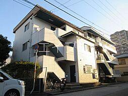 武田マンション[1階]の外観