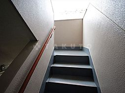 粟生第二住宅12棟[4階]の外観