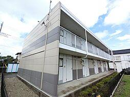 千葉県成田市三里塚御料の賃貸マンションの外観
