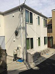 東京都杉並区南荻窪3丁目の賃貸アパートの外観