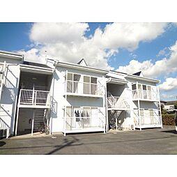 静岡県浜松市南区富屋町の賃貸アパートの外観