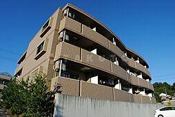 ヒルポート[1階]の外観